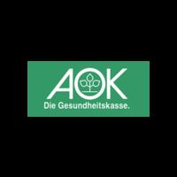 Logo AOK Krankenkasse