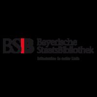Logo Bayrische Staatsbibliothek
